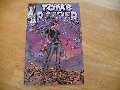 Lara Croft:tomb Raider #5 (9.0 Vf/nm) (1999 Series) Image Comics 6/2000-Hi Grade