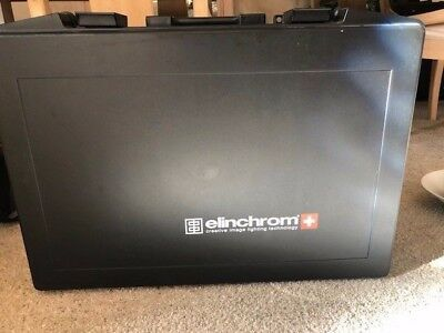 Elinchrom Ranger RX Speed AS and A Head Kit with case