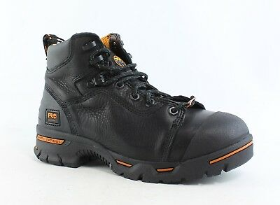 New Timberland PRO Mens Black Work & Safety Boots Size 7 (E, W)
