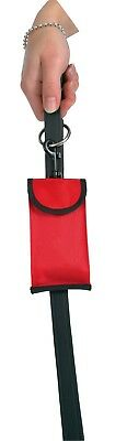 Trixie Dog Poo Dirt Bag Dispenser For Dogs Lead Red / Black 2342