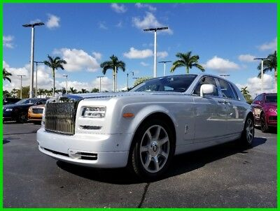 2015 Rolls-Royce Phantom  2015 Used 6.8L V12 48V Automatic RWD Moonroof Premium