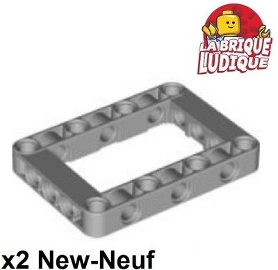 "x6 Lego Beam /""H/"" FRAMES technic,mindstorms,robot,nxt,ev3,liftarm,chassis,truck"