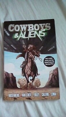 Cowboys And Aliens Graphic Novel VF