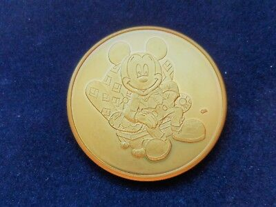 Disney Disneyland 45 Years of Magic Celebrating Mickey Mouse Coin LE