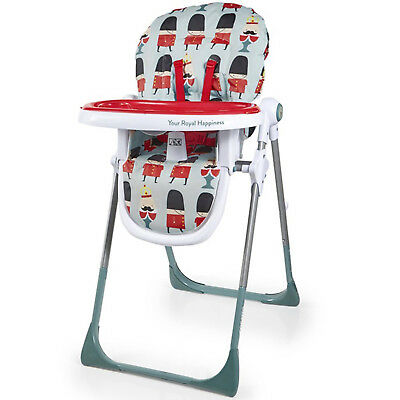 Brand new Cosatto supa noodle highchair the kings breakfast from 6 month to 15kg