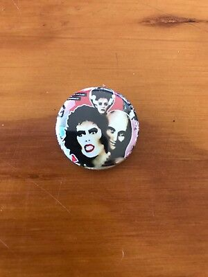 Collectible Badge - Rocky Horror Picture Show