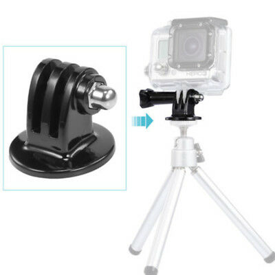 "1/4"" Camera Hot Shoe Adaptor w/Tripod Mount Adapter fr GoPro Hero 1 2 3 3+ 4"