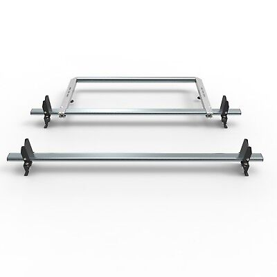 Fiat Scudo Roof Rack 2 Bars + Load Stops + Roller 2007-2016 - AT112LS+A30
