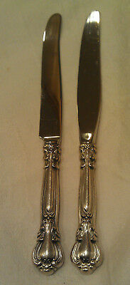 GORHAM CHANTILLY STERLING SILVER KNIFE Knives Lot ~ 9""
