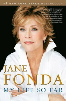 NEW My Life So Far By Jane Fonda Paperback Free Shipping