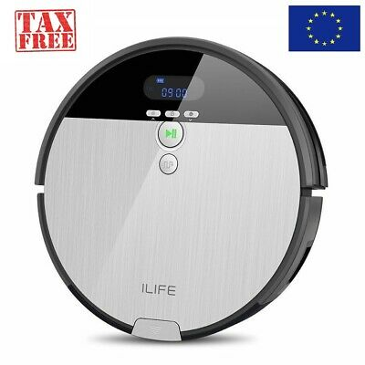 Ilife V8S 2in1 Smart Robot Vacuum Cleaner Mopping I-Move Navigation 6 Clean Mode