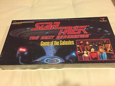 Star Trek The Next Generation - Game of the Galaxies - NEVER OPENED!