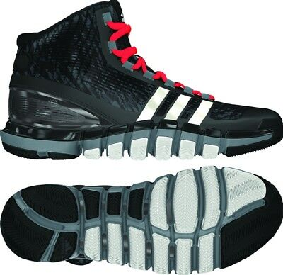 outlet store 585ee 96b55 Adidas Adipure Crazyquick Basketball Black 13
