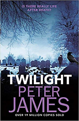 Peter James: Twilight (Paperback) New Book