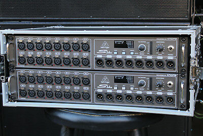 Behringer S16 Digital Stage Box, Excellent Condition, Free Shipping