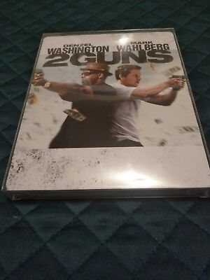 2GUNS METALPACK/STEELBOOK; Blu-ray & DVD