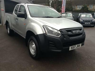 2017 Isuzu D Max 1.9 Extended Cab 4x4 ac NO VAT 2 door Pick Up