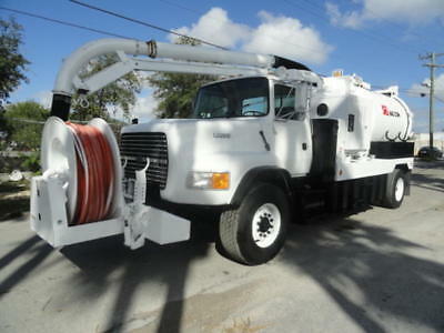 1996 Vac-Con Vactor Vacuum Truck Hydro Excavator Sewer Jetter Combo