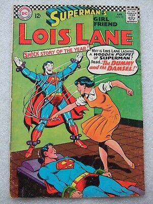 Superman's Girl Friend, Lois Lane  #73  FN