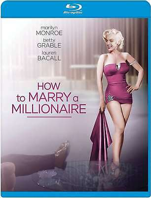 How to Marry a Millionaire [Blu-ray] New DVD! Ships Fast!