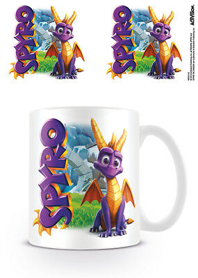 Spyro The Dragon - Good Dragon Mug New Gift Boxed 100 % Official Merchandise