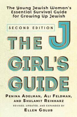NEW The Jgirl's Guide By Dr Ellen Golub Hardcover Free Shipping