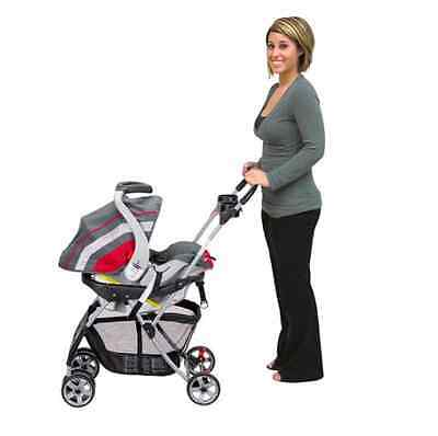 Baby Trend Stroller Snap N Go EX Universal Infant Car Seat Carrier FreeShipping