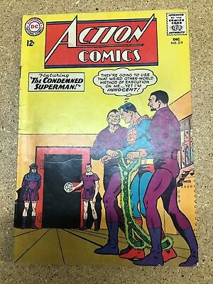Action Comics #319 (1964) DC Silver Age Collection
