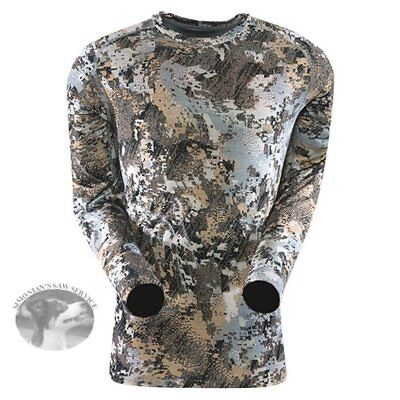 Sitka Gear MERINO CORE CREW LS 10031 Optifade Elevated II Large LW close out