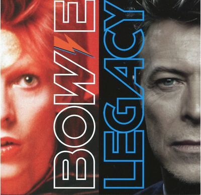 David Bowie - Legacy Cd ~ Greatest Hits / Best Of *New