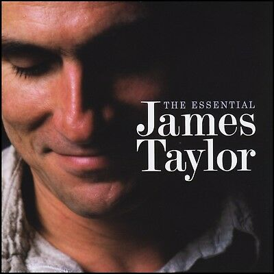 JAMES TAYLOR - THE ESSENTIAL CD ~ GREATEST HITS / BEST OF ~ 70's *NEW*