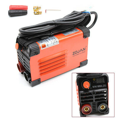 160Amp Stick/Arc/MMA AC Inverter Welder IGBT Electric Welding Machine 220V USA
