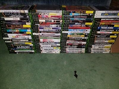 XBOX Games! Great Variety! Kung Fu Chaos, Crash, Morrowind, TY, Black, Rocky RAW