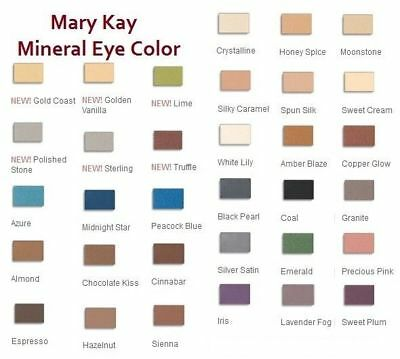 Mary Kay - Mineral Eye Shadow