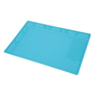Heat Resistant Work Pad Multi-function Soldering Station Insulated Silicone Mat