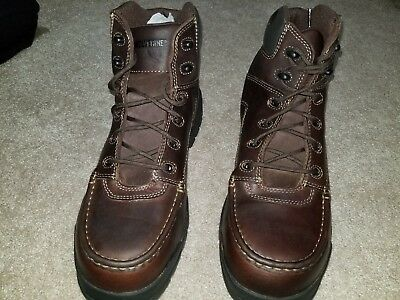 Men's Wolverine W04626 Comp Toe EH Chukka Boot Size 12 New