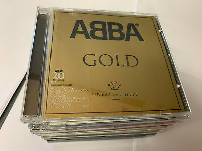 ABBA : Gold: Greatest Hits CD (2004) 602498192979