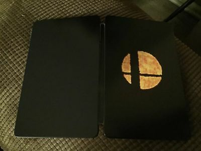Super Smash Bros Ultimate Special Edition Steelbook only -NO Game Included-