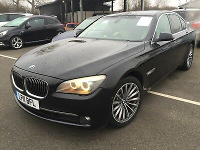 2011 Bmw 730D 3.0 Se - Leather, Nav, 1F/rec Owner, 4 Main Dlr Stamps, Fabulous!!