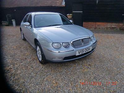 Rover 75 2.0 V6 auto Club 53000 miles stunning inside and out service history