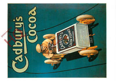 Picture Postcard: Cadbury's Cocoa Advertising (Repro)