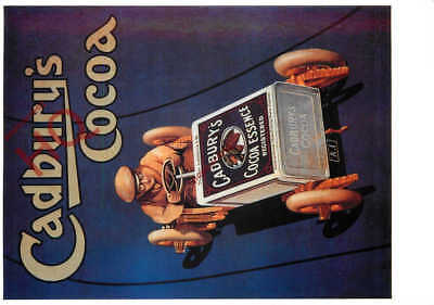 Picture Postcard: Cadbury's Cocoa Advertising (Repro) [Mayfair]