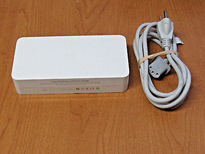 """Genuine Apple Cinema HD Display 150W Power Supply Adapter A1098 for 30"""" Display"""
