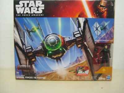 Star Wars THE FORCE AWAKENS - Special Forces TIE Fighter - 3 3/4 Inch