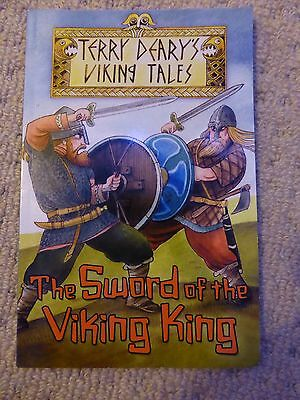The Sword of the Viking King by Terry Deary (Paperback) KoiAhoyThere