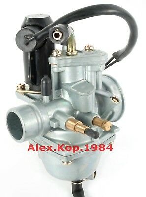 Carburetor Keeway Hurricane 90 QJ1E50QMF original 224100.039000