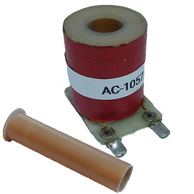 AC-1057 (36mm) COIL FOR PLAYMATIC PINBALL WITH SLEEVE BOBINA