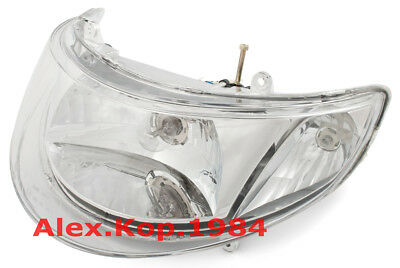 Headlight head light lamp headlamp Keeway Hurricane 50 90 original 80004B20T000