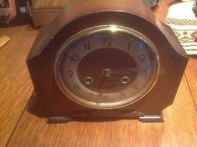 Bentina 8 Day Mantle Clock
