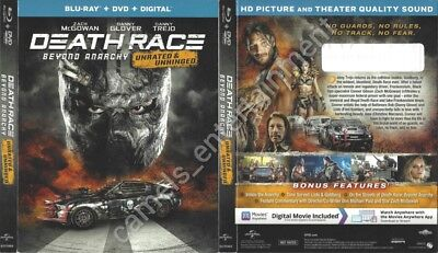 Death Race: Beyond Anarchy (Blu-ray SLIPCOVER ONLY * SLIPCOVER ONLY)